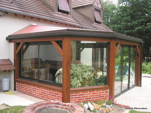 veranda en bois photo zh62 montrealeast. Black Bedroom Furniture Sets. Home Design Ideas