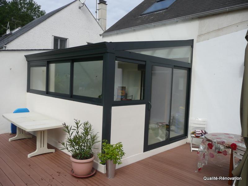 Decor veranda structure bois 39 toulon veranda bois et pierre veranda prix veranda akena for Cuisine implantation tourcoing